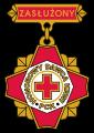 odznaka Zasłużony Honorowy Dawca Krwi III stopnia