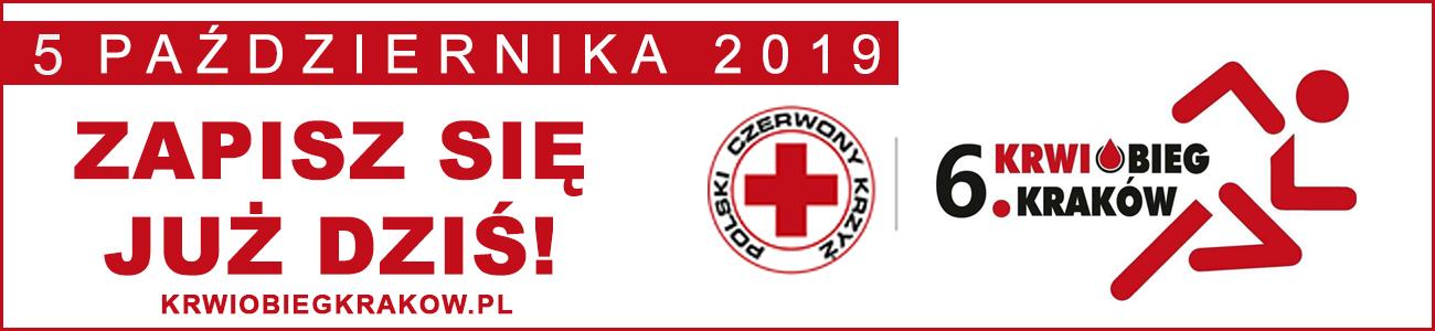 Krwiobieg Kraków 2019