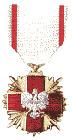 odznaka honorowa PCK 1