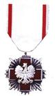 odznaka honorowa PCK 3
