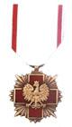 odznaka honorowa PCK 4