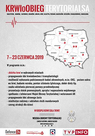 Krwioobieg Terytorialsa 2019