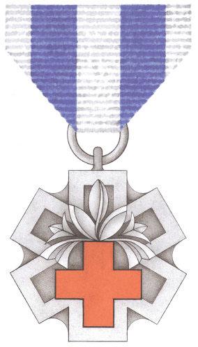 Odznaka Honorowy Dawca Krwi - Zasłużony dla Zdrowia Narodu