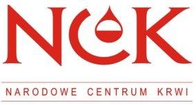 logo Narodowe Centrum Krwi