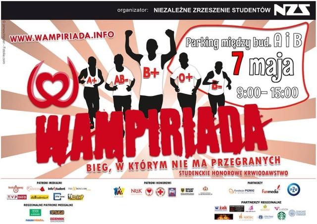 Wampiriada w Katowicach