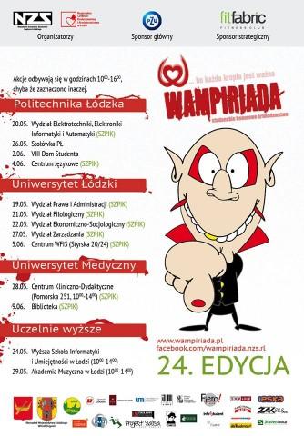 Wampiriada w Łodzi