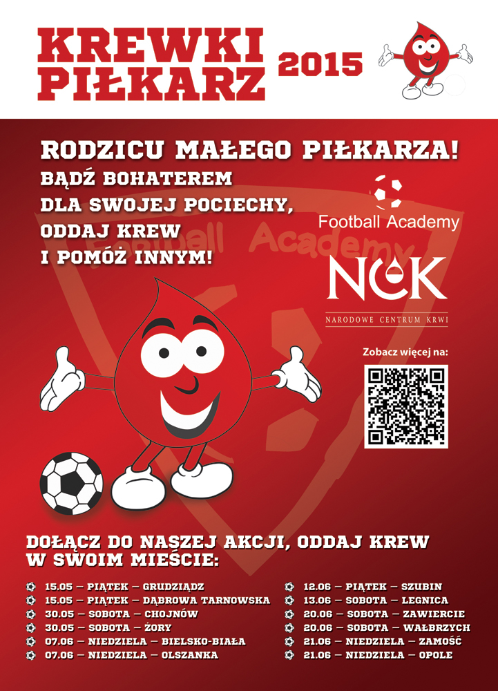 Fundacja Football Academy już po raz drugi realizuje ogólnopolski projekt pod nazwą