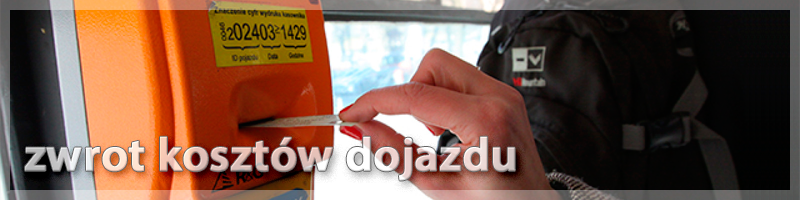 Zwrot kosztów dojazdu w Regionalnym Centrum Krwiodawstwa i Krwiolecznictwa w Warszawie