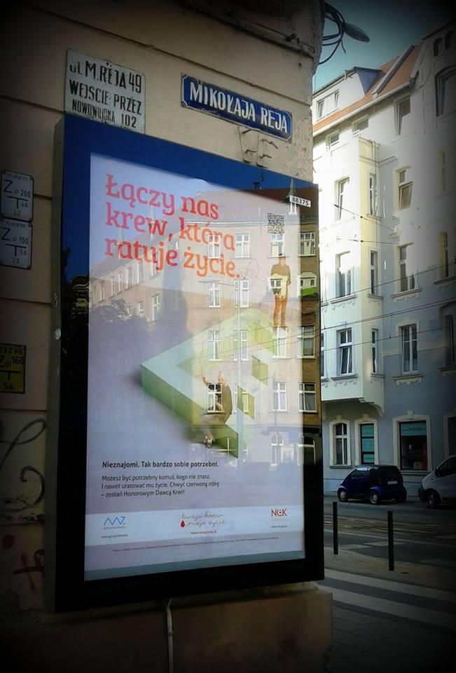 Zdjęcie: Regionalne Centrum Krwiodawstwa i Krwiolecznictwa we Wrocławiu